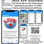 Live Entertainment Venues & Shows App
